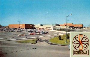 Minneapolis Minnesota Southdale Center Scenic View Vintage Postcard JE359520
