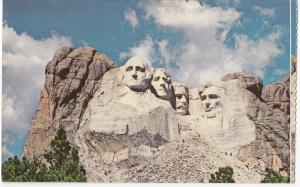 Mount Rushmore, Black Hills, South Dakota, unused Postcard