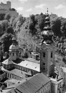 Salzburg Erzabtei St. Peter Abteikirche von Nordwesten Church Eglise