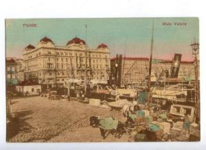 172193 Croatia Rijeka FIUME Nolo Valeria Vintage postcard