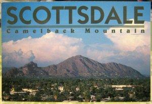 United States Scottsdale Camelback Mountain - posted 1998