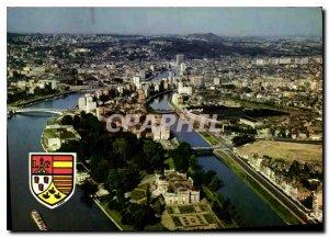 Modern Postcard Liege Panorama