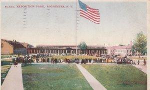 ROCHESTER, New York, PU-1913; Plaza, Exposition Park