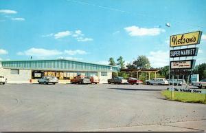 Wisconsin Tomahawk Nelson's Super Market