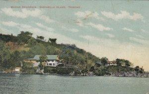 Marine Residence , Gasparillo Island , Trinidad , B.W.I. , 1900-10s