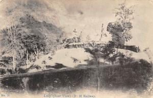 India Loop (Near View) D.H. Railway