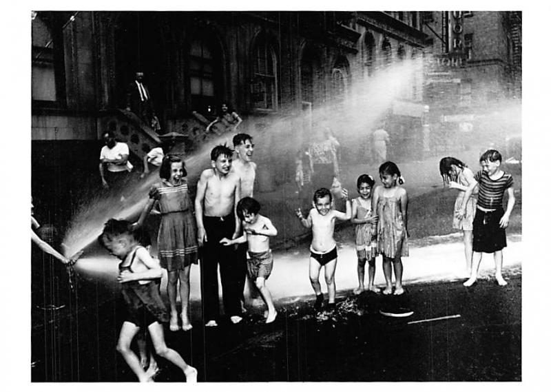 New York 1937 - Summer, The Lower East Side