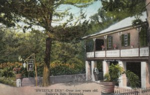 BAILEY'S BAY , Bermuda , 00-10s ; Swizzle Inn