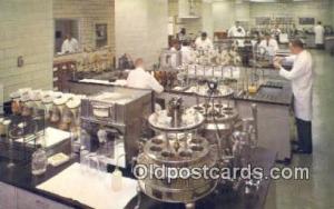 Stroh Brewery Co Laboratory Detroit, Michigan, USA Postcard Post Cards Old Vi...