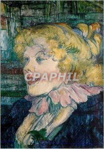 Postcard Modern Museum of Albi Toulouse Lautrec The Englishwoman Star Le Havr...