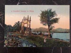 Mint China Picture Postcard A Beautiful Scenery