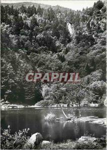 Postcard Modern Vallee de Munster (Haut Rhi) Lake Fischboedie