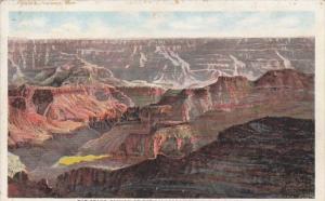 Arizona Grand Canyon From The North Rim
