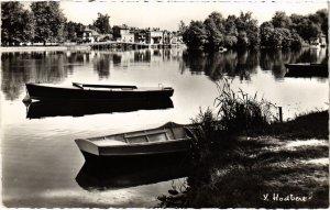 CPA Hericy - Les Bords de la Seine - Echappee sur Samois (1038587)