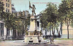 Monument Maisonneuve , Montreal , Quebec, Canada , 00-10s
