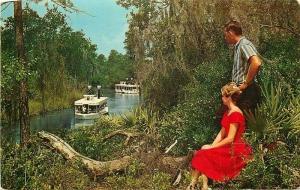 FL, Weeki Wachee Spring, Florida, Weeki Wachee River, Curteichcolor