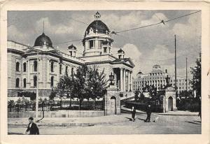 Serbia Beograd, skupstina i post. stedionica Belgrade