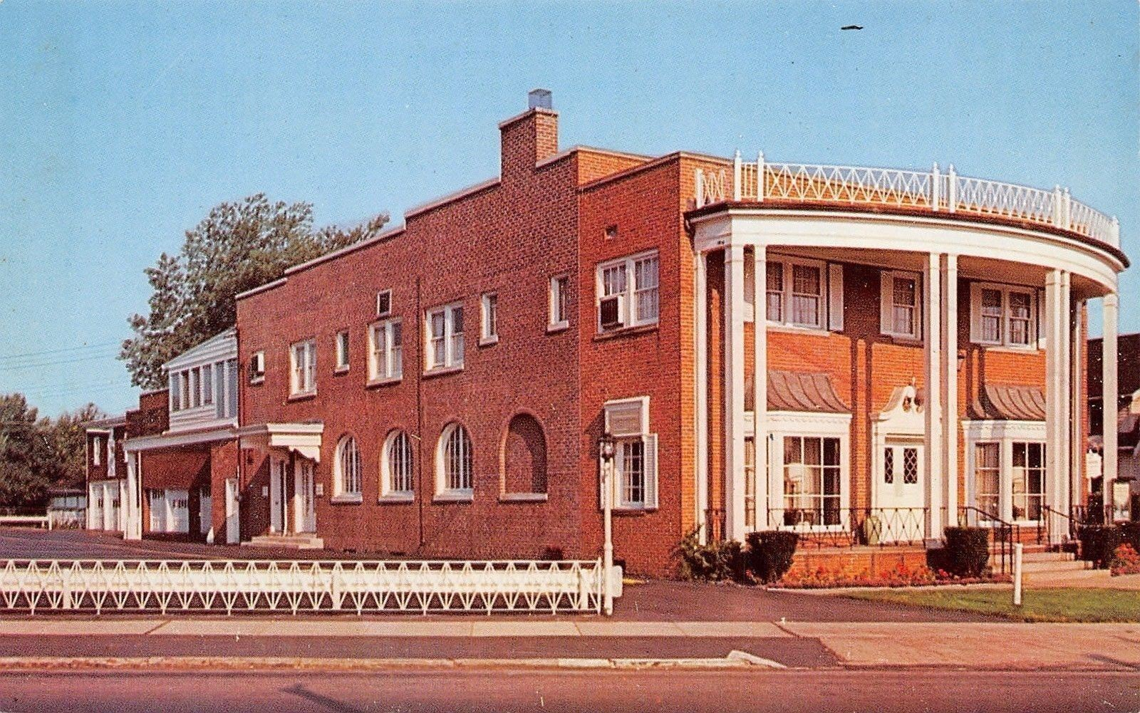 Cleveland Ohio~GH Busch & Son Funeral Home~Pearl Road~1950s