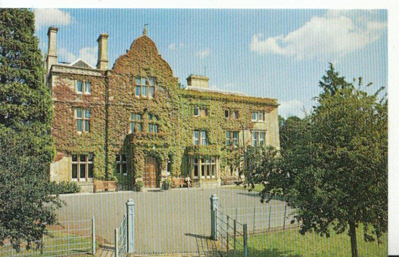 Northamptonshire Postcard - Knuston Hall - Ref 4352A