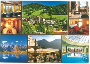 Alpina, Wellness & Sporthotel, Alpendorf, St. Johann, Austria, unused Postcard