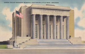 LITTLE ROCK  , Arkansas, 1930-40s ; Auditorium