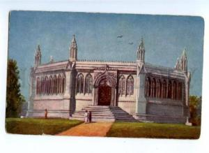 173637 INDIA Cawnpore Memorial well Vintage postcard