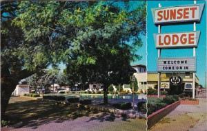 Texas Abilene Sunset Lodge
