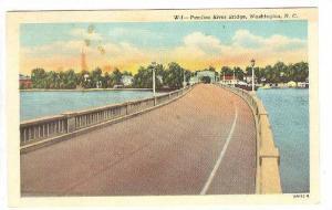Pamlico River Bridge, Washington, North Carolina, PU-1941