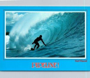 Hawaii Oahu North Shore PIpeline Surfing Scene