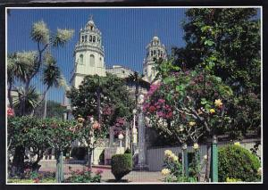 California San Simeon Hello From Californias Coastal Heart
