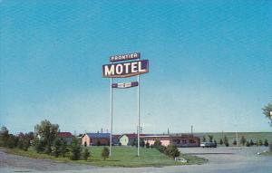 Canada Frontier Motel Medicine Hat Alberta