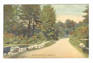 Road near Mirror Lake, New Hampshire, 00-10s