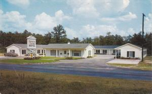 Colonial Manor Motel, SOUTH BREWTON, Alabama, 40-60s
