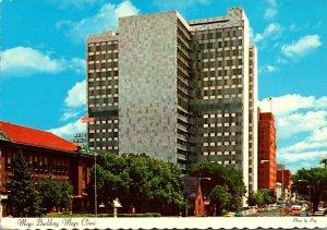 Minnesota Rochester Mayo Clinic Mato Building