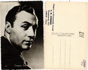 CPA CHARLES BOYER . Film Star Cinema (464700)