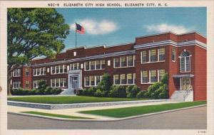 Elizabeth City High Schoolo Elizabeth City North Carolina
