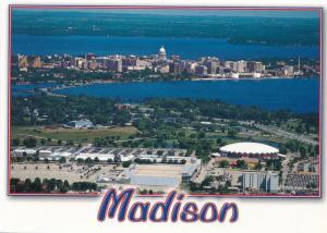 Madison WI, Wisconsin - Dane County Coliseum - Aliant Energy Center Complex