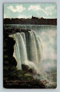 Niagara Falls ON, Horse Shoe Fall, Terrapin, Ontario Canada Vintage Postcard