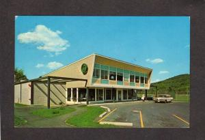 NH Hanover Credit Union Co-op Cooperative Society New Hampshire Postcard
