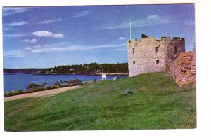 Pemaquid Beach, Fort William Henry, Maine, Easter Illustrating