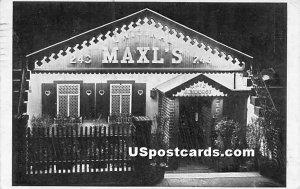 Original Maxl's Bavarian Restaurant - Misc, New York