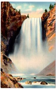 ROBBINS 958 Great Falls, Yellowstone National Park