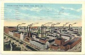 Postum Cereal Plant, Battle Creek, Michigan, PU-1925