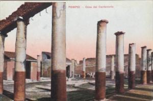 Italy Pompeii Casa del Centenario