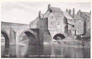 England Durham Old Chantry Chapel Elvet Bridge