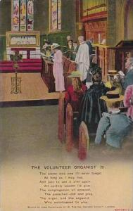 Bamforth The Volunteer Organist Card Number 2