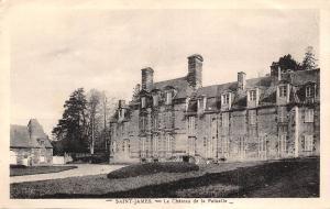 France Saint-James Le Chateau de la Paluelle CPA