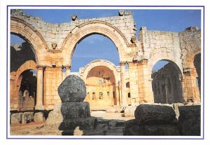 Syria - Church of St Simeon