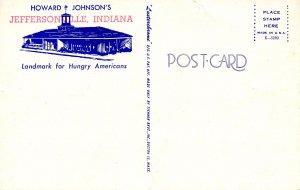 IN - Jeffersonville. Howard Johnson's