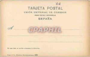 Postcard Old Toledo Orilias del Tajo